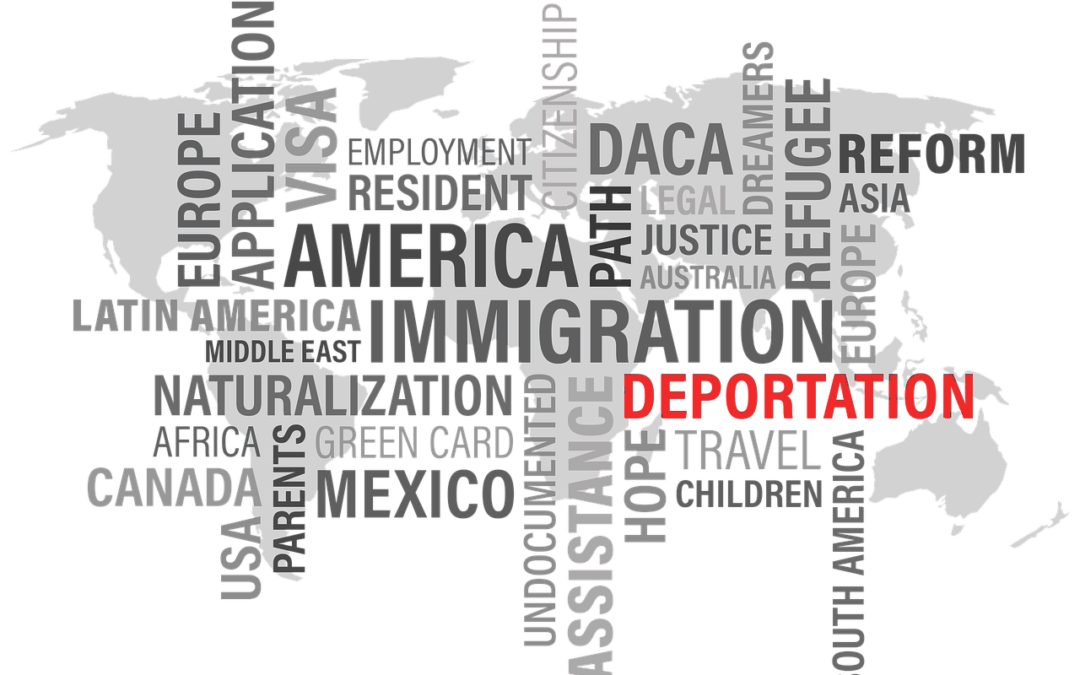 Covid-19 – The need to self isolate and not be deported